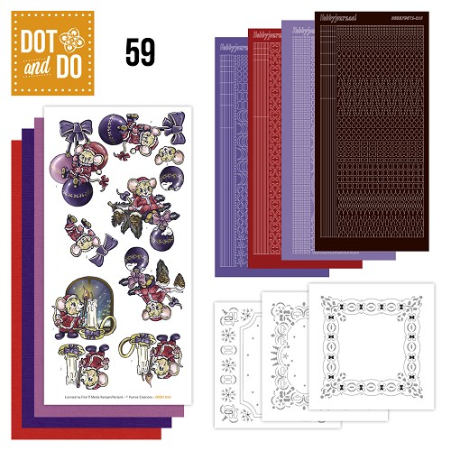 Dot and Do 59 - Kerstmuizen