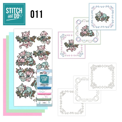 Stitch and Do 11 - Katjes