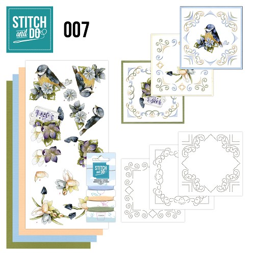 Stitch and Do 7 - Voorjaar