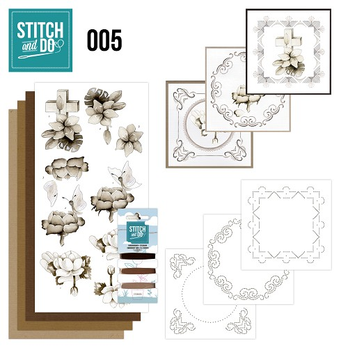 Stitch and Do 5 - Condoleance