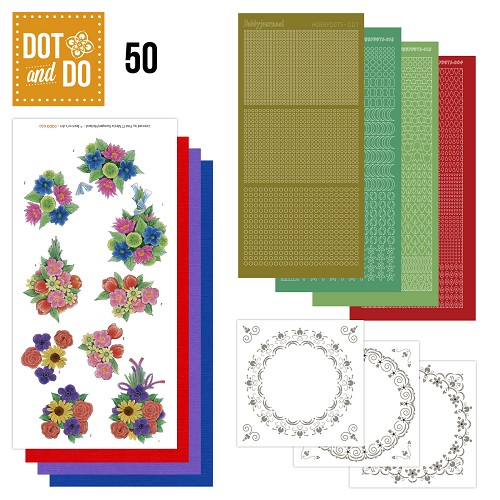 Dot and Do 50 - Boeketten