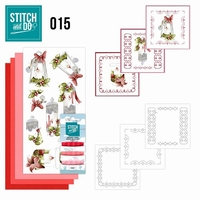 Stitch and Do 15 - Kaarsen