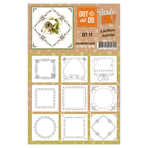 Dot & Do - Cards Only - Set 13