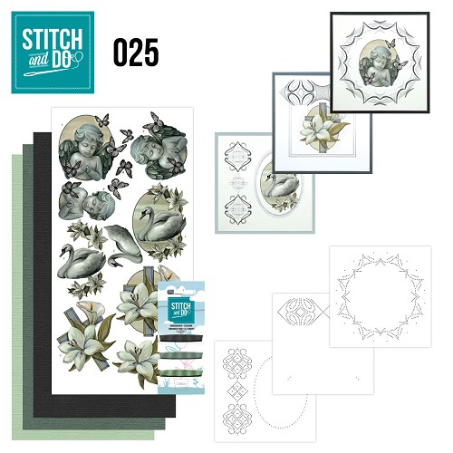 Stitch and Do 25 - Condoleance