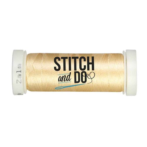 Stitch & Do 200 m - Linnen - Zalm