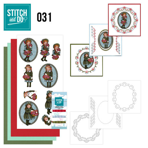 Stitch and Do 31 - Beterschap