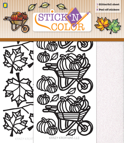 Stick n Color Autumn