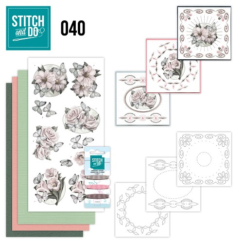Stitch and Do 40 - Condeolance