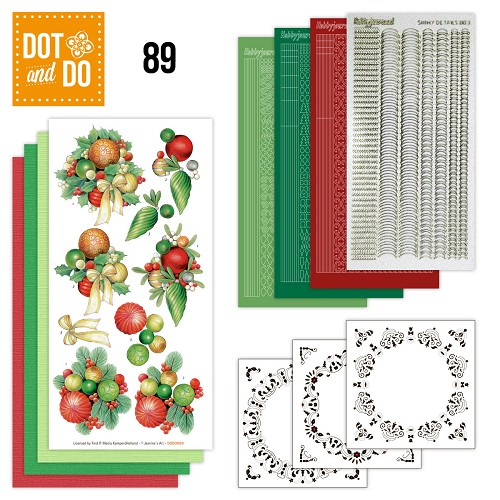 Dot and Do 89 - Kerstballen