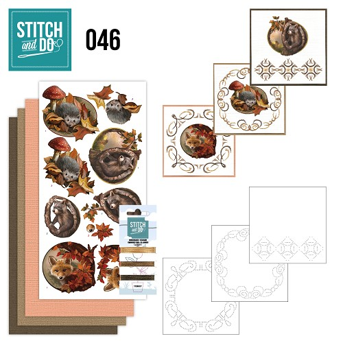 Stitch and Do 46 - Autumn