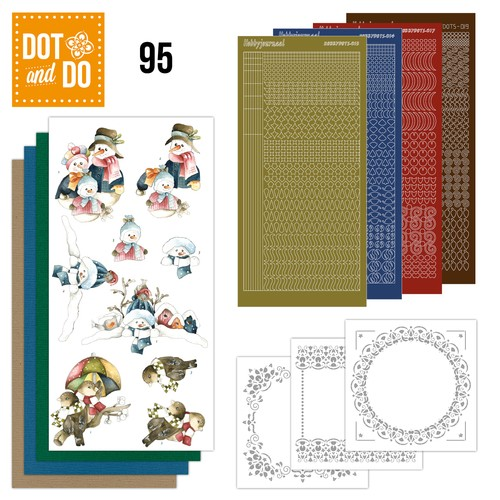 Dots and Do 95 Winterfun