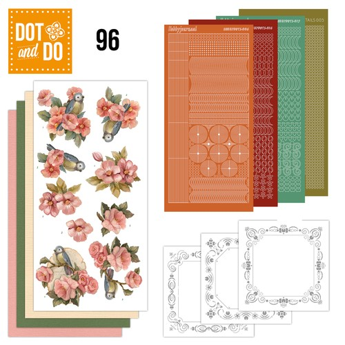 Dots and Do 96 Bloemen