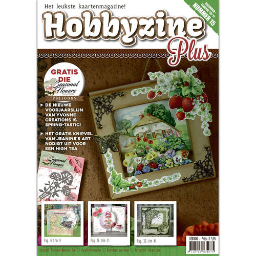 Hobbyzine Plus 15