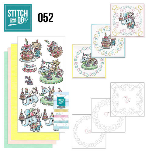 Stitch and Do 52 - Tods and Toddlers