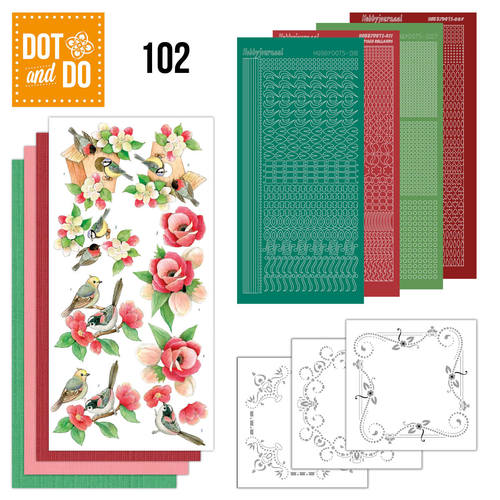 Dot and Do 102 - Garden Classics