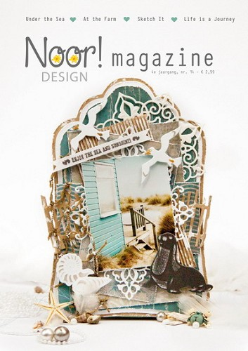 Joy Noor magazine