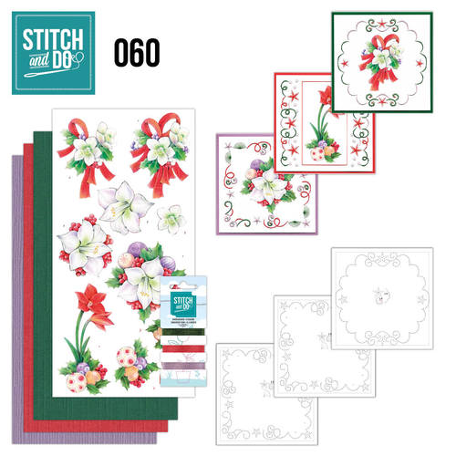 Stitch and Do 60 - Christmas Classics