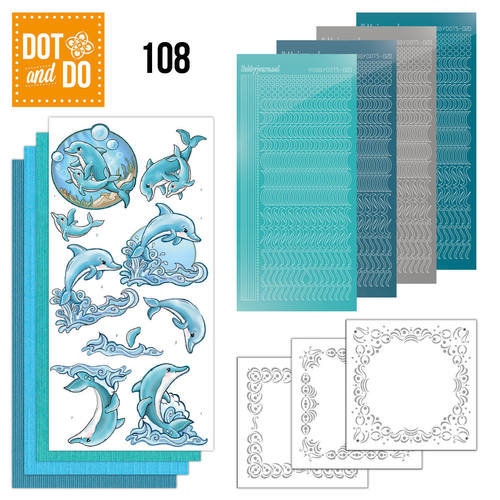 Dot and Do 108 - Dolphins