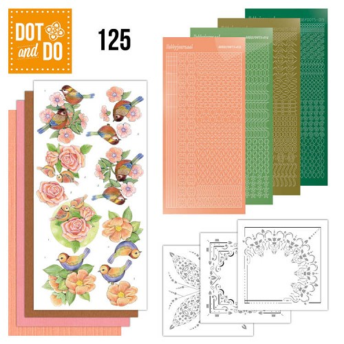 Dot and Do 125 - Birds