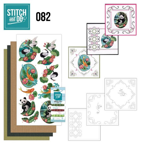 Stitch and Do 82 - Oriental