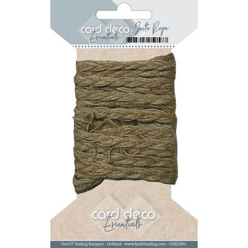 Card Deco Essentials - Jute Rope