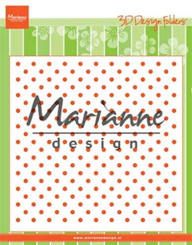 Marianne Design Embossing folder