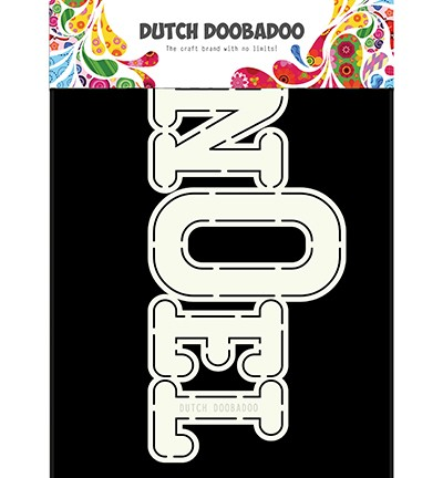 Dutch Doobadoo dutch card art