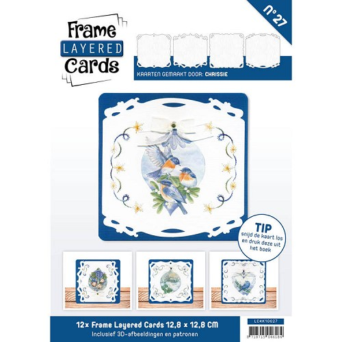 Frame Layered Cards 27 - 4K