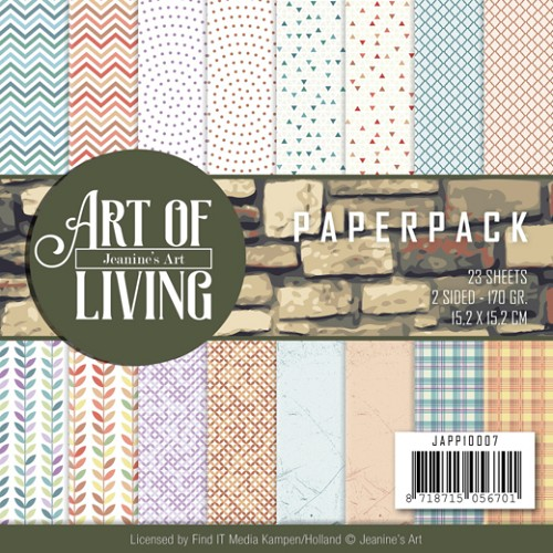Paperpack - Jeanine's Art - Art of Living -