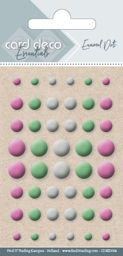Card Deco Essentials - Enamel Dots