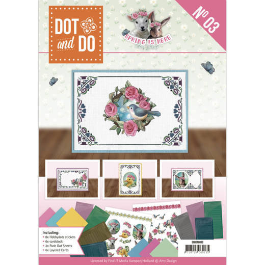 Dot and Do A6 Boek 3