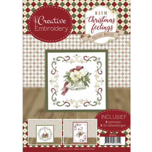 Creative Embroidery - Precious Marieke - Warm Christmas Feelings