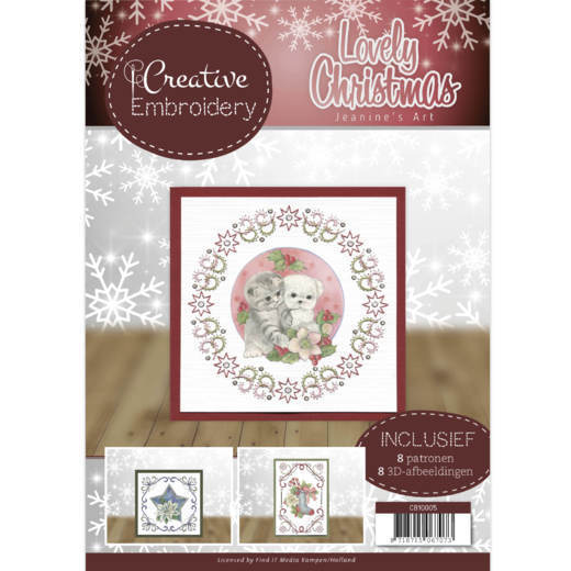 Creative Embroidery 5 - Jeanine's Art - Lovely Christmas