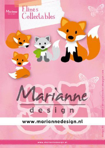 Marianne D Collectable Eline's vos COL1474 99x68 mm (10-19)