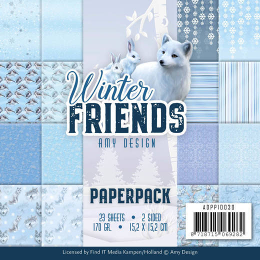 Paperpack - Amy Design - Winter Friends