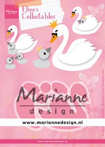 Marianne D Collectable Eline's Zwaan COL1478 104,5x67mm (02-20)