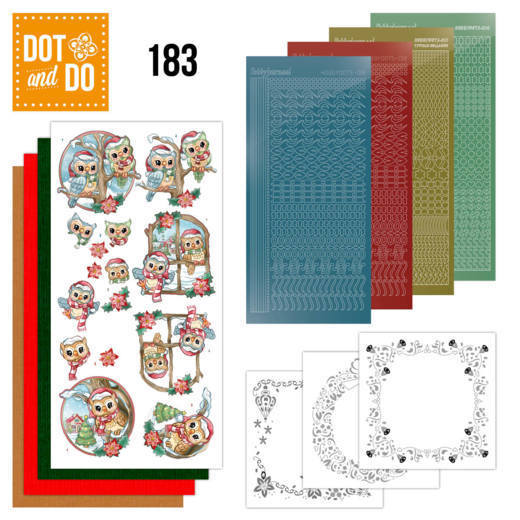 Dot and Do 183 - Yvonne Creations - Christmas Village - Christmas Village