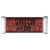 Stitch & Do 200 m - Hobbydots - Christmas Red