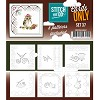 Cards only stitch 37