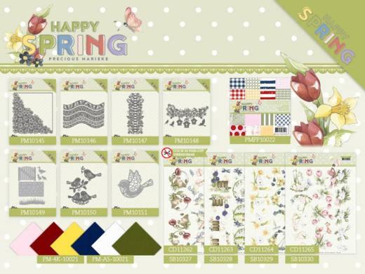 Precious-Marieke-Happy-Spring- - Groot